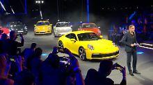 Eine Ikone darf man nicht zerstören und so bleibt sich der Porsche 911 auch in der achten Generation treu.