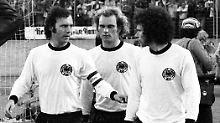 Eskalation beim FC Bayern: Beckenbauer will Hoeneß und Breitner helfen