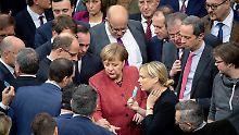 """""""Keine einklagbaren Rechte"""": Migrationspakt bekommt Parlamentsmehrheit"""