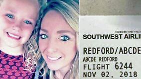 """Mutter: So spricht man """"Abcde"""" aus: Flugbegleiterin verhöhnt Mädchen mit skurrilem Namen"""