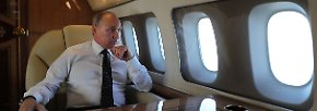 Panne bei der Flugbereitschaft: So reisen Merkels G20-Partner zum Gipfel