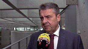 """Gabriel zu Konflikt mit Russland: """"Ukraine hat versucht, uns in einen Krieg zu ziehen"""""""