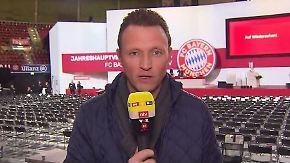 """Gabel zur Bayern-JHV: """"Kritik hat Hoeneß sichtlich getroffen"""""""