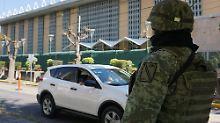 Explosion in Guadalajara: Unbekannte greifen US-Konsulat an