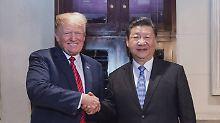 Erste Annäherung im Handelskrieg: Trump und Xi legen Zollstreit auf Eis