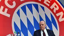 Die Liebe der Fans erkaltet: Wars das für Uli Hoeneß beim FC Bayern?