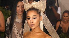 Promi-News des Tages: Ariana Grande stellt Youtube-Rekord auf