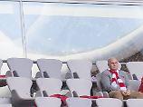 Allein, allein? Uli Hoeneß verliert an Unterstützung.