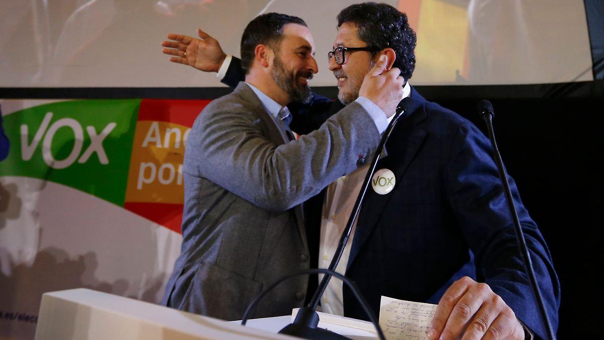 Jetzt hat auch Spanien seine Populisten
