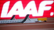 Keine Rückkehr in Weltverband: IAAF sperrt Russlands Leichtathleten weiter