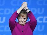 """Zum achten Mal in Folge: """"Forbes"""" kürt Merkel zur mächtigsten Frau"""