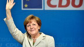 Auf Augenhöhe mit Trump und Putin: Welt blickt bange auf Merkels Abtritt