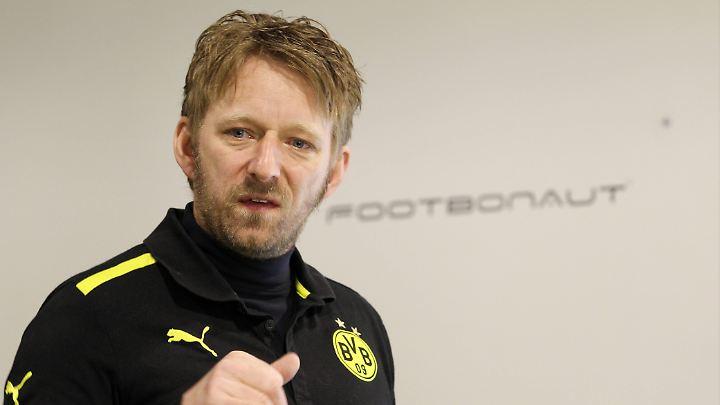 Mislintat ist seit letztem Dezember Chefscout beim FC Arsenal.