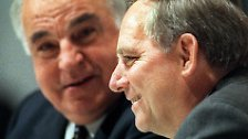 Von Adenauer bis Merkel: Das waren die bisherigen CDU-Chefs