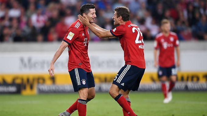 Beim FC Bayern haben sich plötzlich alle wieder lieb. Ob das beim Spielen hilft?