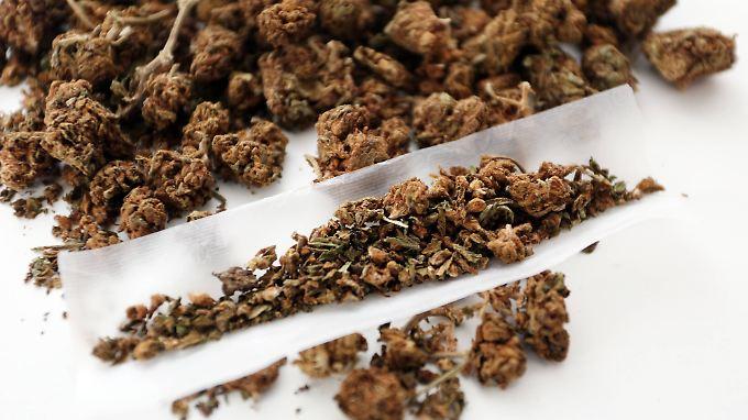 In Kanada bereits legalisiert: Cannabis.