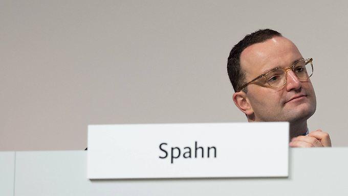 Jens Spahn wird sicherlich seine nächste Chance bekommen - und nutzen.