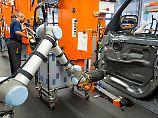 EY-Studie für Autobauer: Strafzölle könnten fünf Milliarden Euro kosten
