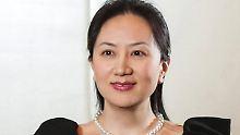 Huawei-Chefin in Haft: Peking droht offen den USA