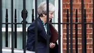 Brexit-Votum verschoben: May strebt Nachverhandlungen mit der EU an