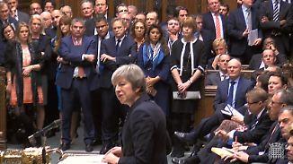 Nächster Akt im Brexit-Drama: May verlängert das Elend