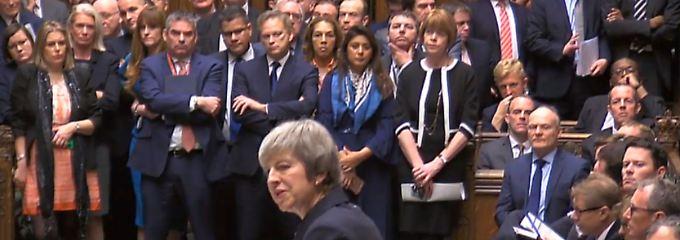 Nächster Akt des Brexit-Dramas: May verlängert das Elend