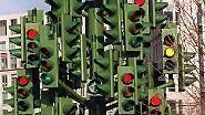 150 Jahre warten auf Grün: Hier stand die erste Ampel der Welt
