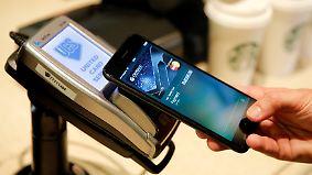 Ab sofort in Deutschland verfügbar: Nicht alle iPhone-Besitzer können Apple Pay nutzen