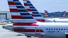 Finger in Armlehne eingeklemmt: US-Schauspieler verklagt Airlines