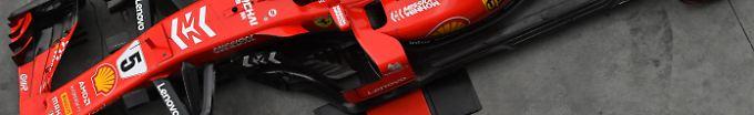 Der Sport-Tag: 11:21 Vettel hat Fia-Waage noch nicht bezahlt