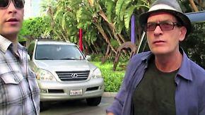 Promi-News des Tages: Charlie Sheen begeht ganz besonderen Jahrestag