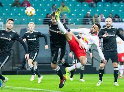 Trotz Schützenhilfe von Salzburg: RB Leipzig versemmelt K.-o.-Runde