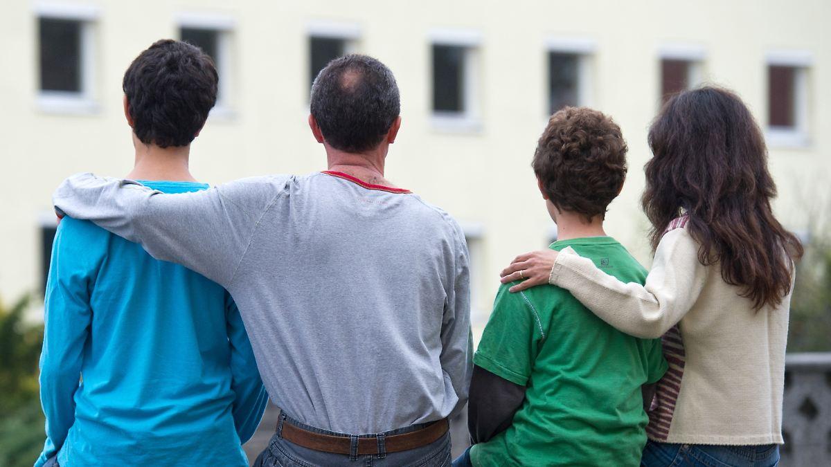 Familiennachzug bleibt unter Obergrenze