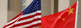 Handelskonflikt mit China: USA sprechen von ausgezeichneten Gesprächen