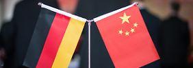 """Warnung vor """"Systemwettbewerb"""": Industrie fordert härteren Kurs gegenüber China"""