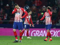 Aus im spanischen Pokal: Atletico Madrid blamiert sich bei Girona