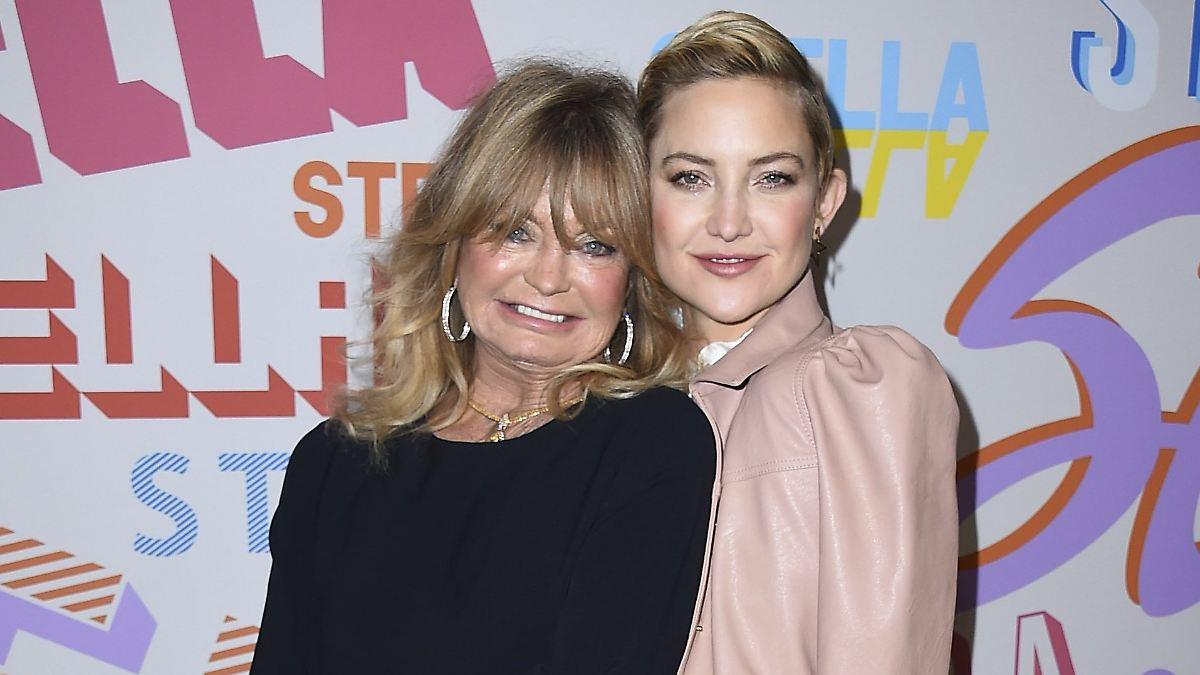 Goldie Hawn kam Arzt ihrer Tochter im Kreißsaal zu nahe