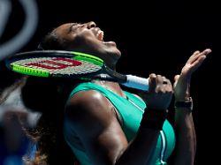 Warten auf 24. Tennis-Titel: Williams verpasst Rekord und beweist Größe