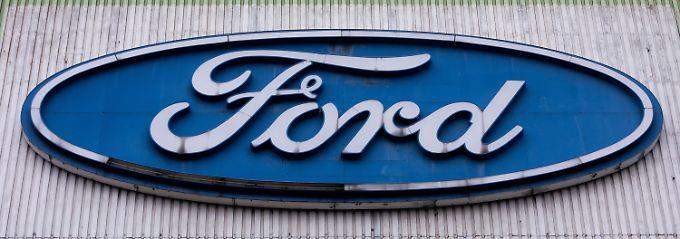 Autobauer macht Verluste: Für Ford läuft's nur noch in den USA