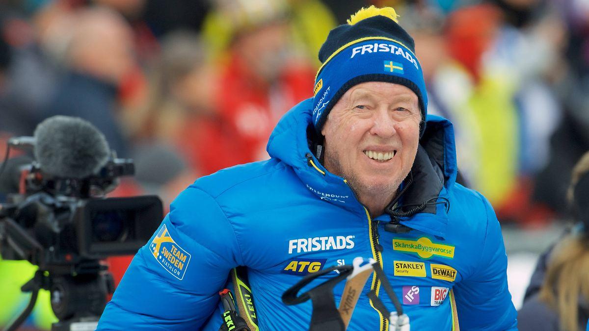 """Biathlon-Trainer """"war drei Minuten tot"""""""