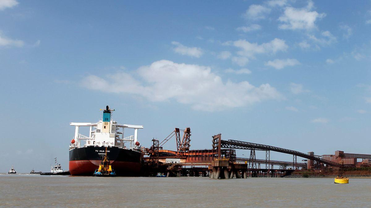 Nebenwirkungen des Zollstreits: Brasilien fordert Stahl-Millionen aus Europa