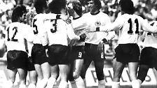 Von Augenthaler bis Walter: Deutschlands Fußball-Weltmeister im Porträt