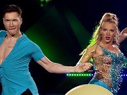 """""""Let's Dance"""" - Show 1: """"Nur Mund und Po"""": Llambi findet Evelyn billig"""