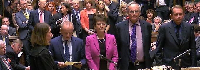 Kein Austritt ohne Abkommen: Britische Abgeordnete stimmen gegen alle Brexit-Varianten