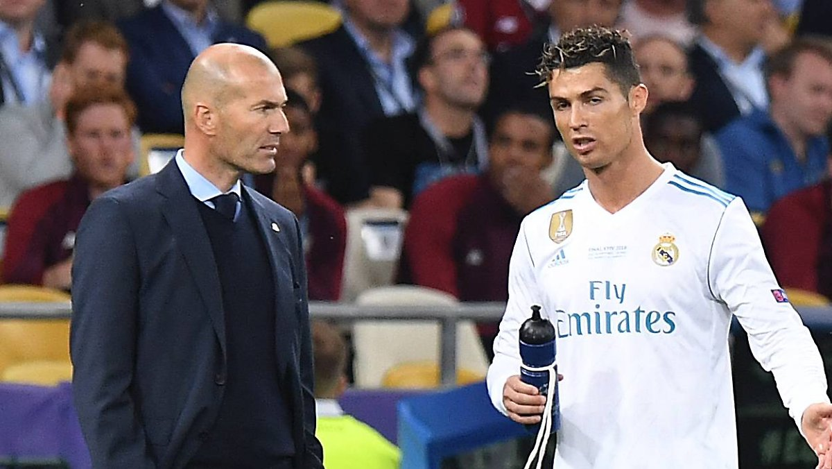 Real Madrid verzweifelt am Ronaldo-Dilemma
