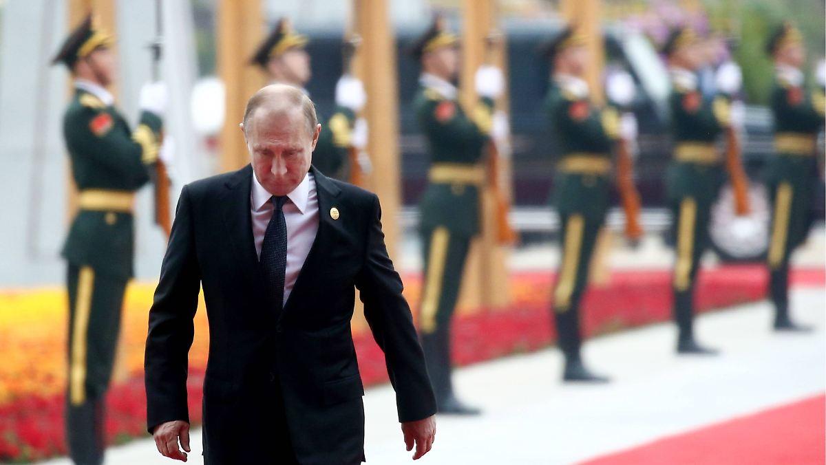 Putin erwägt Pässe für alle Ukrainer