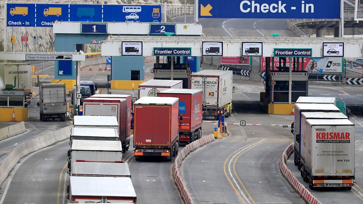 Scholz: Verzögerung im Handel bei No-Deal