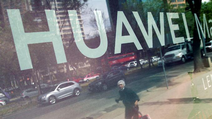 Droht Huawei auf dem US-Markt Gegenwind aus dem Weißen Haus?