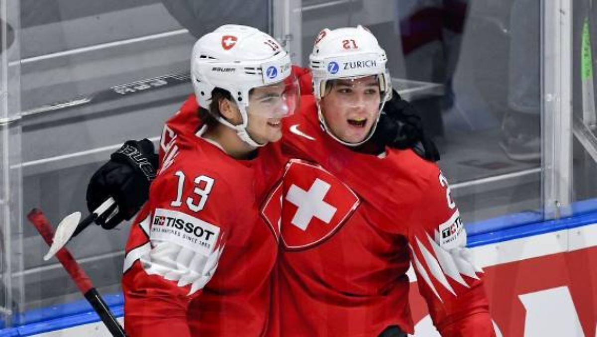 Schweiz überflügelt Russland