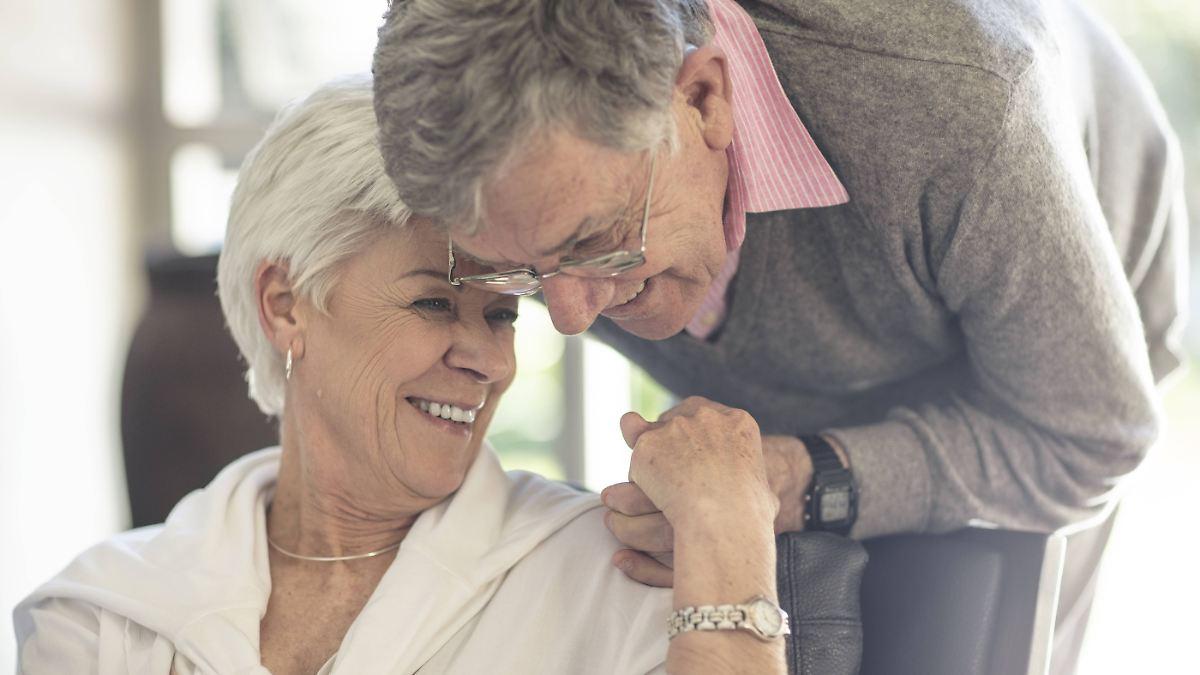 Sinkt die Lust auf Sex im Alter?